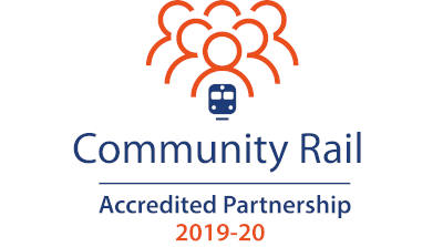 Community Rail Partnership Accreditation Logo 2019