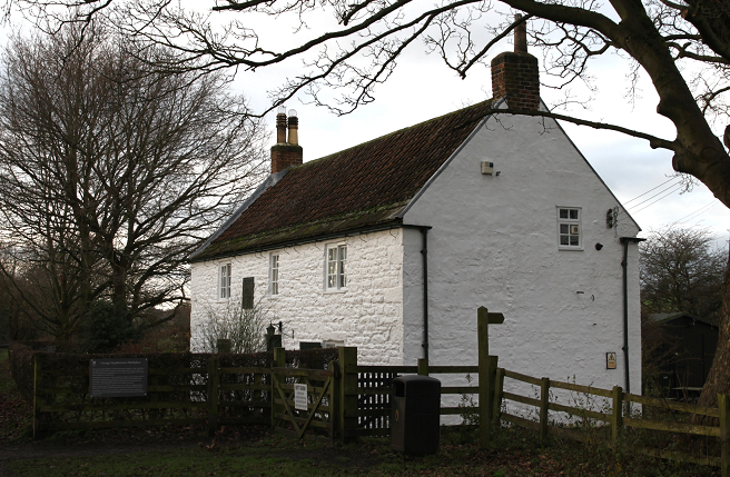 Stephensons birthplace