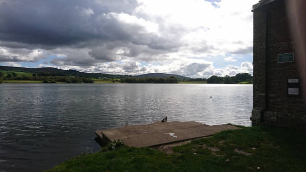 Talkin Tarn view