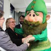 Herbert meets members of TVCRP