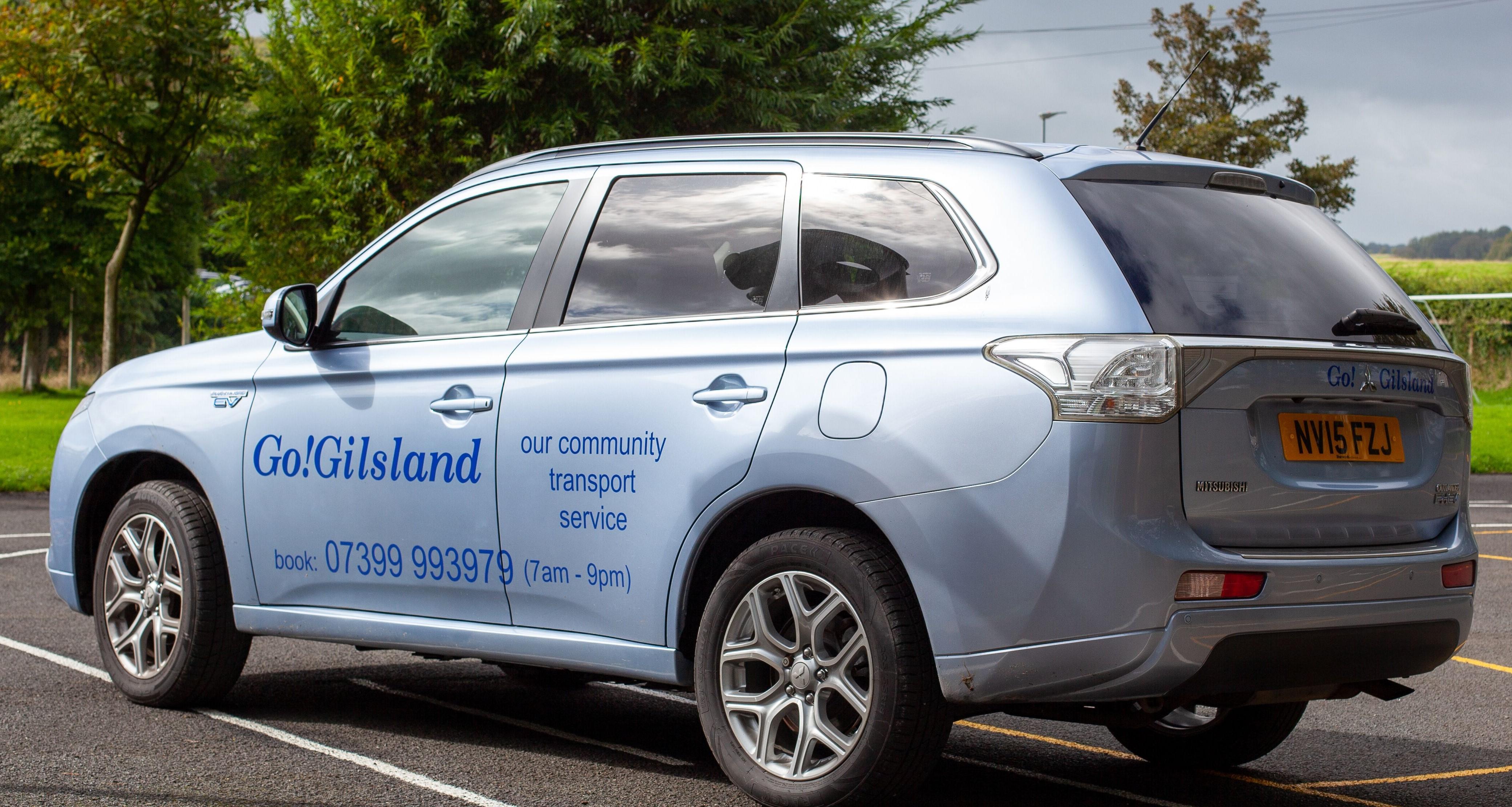 Go Gilsland car